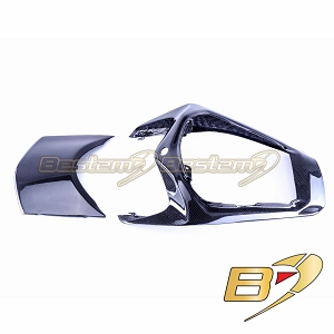 2008-2011 Honda CBR1000RR  Carbon Fiber Tail Cowl with Seat undertail