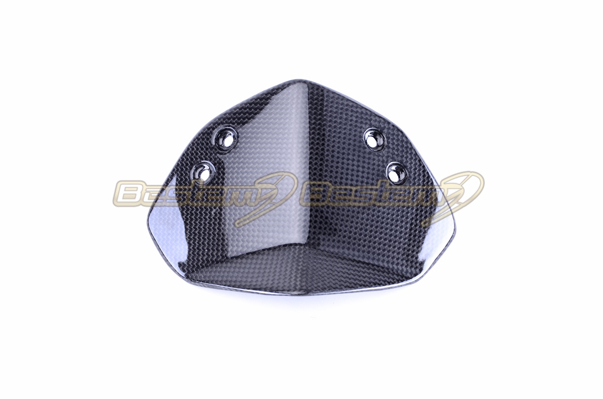 2012-2016 Duke 125 200 390 Front Nose Wind Shield Screen Visor Cowl Carbon Fiber