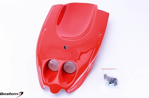 Honda CBR600 F4i 04-05 Undertail Red