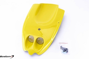 Honda CBR600 F4i 04-05 Undertail Yellow F13