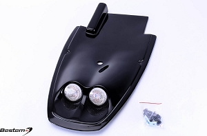Honda RC51/VTR1000 Undertail Black F20 Version 2