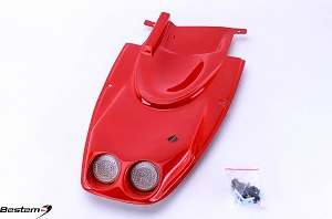 Honda RC51/VTR1000 Undertail Red F20