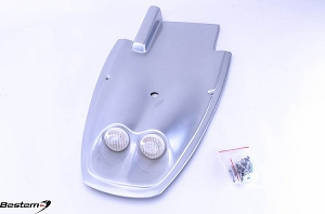 Honda RC51/VTR1000 Undertail Silver F20 Version 2