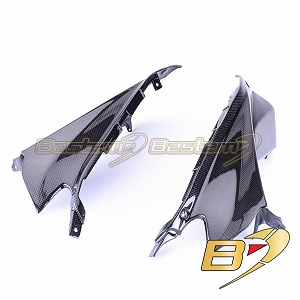 Aprilia RSV4 100% Carbon Fiber Side Dash Panel Fairings