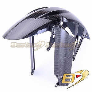 BMW F800GS 2008 - 2012 100% Carbon Fiber Front Fender