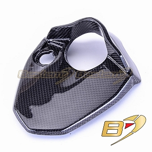 BMW F800GS 2008 - 2012 F700GS F650GS 100% Carbon Fiber Key Guard Cover