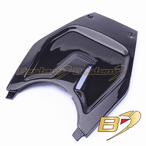 BMW K1200S/K1300S  100% Carbon Fiber Battery Cover