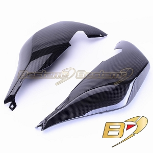 BMW K1200S/K1300S  100% Carbon Fiber Tail Cowl Fairings