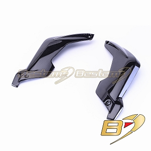 BMW K1300R  100% Carbon Fiber Fork Shock Covers