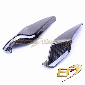 BMW K1300R  100% Carbon Fiber Side Tail Covers