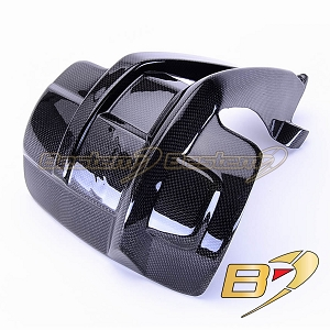 BMW R1200GS 2005 - 2012 100% Carbon Fiber Rear Splash Guard Hugger