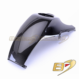 BMW R1200GS 2005 - 2007 100% Carbon Fiber Tank Cover Panel