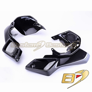 BMW R1200GS 2013 100% Carbon Fiber Air Intake Covers