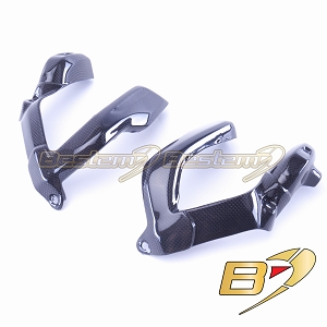 BMW R1200GS 2014-2016 R1200RS 2015-2016 R1200R 2015-2016 100% Carbon Fiber Engine Covers