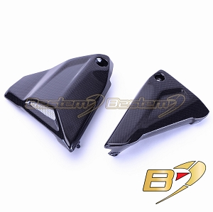 BMW R1200GS 2013 100% Carbon Fiber Infill Panels 2pcs
