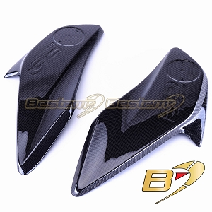 BMW R1200GS 2013 100% Carbon Fiber Radiator Covers