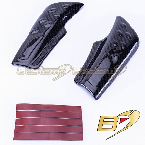 BMW S1000RR  HP4 2009 - 2018 S1000R 2014 - 2018 100% Carbon Fiber Swingarm Cover Guards,Twill