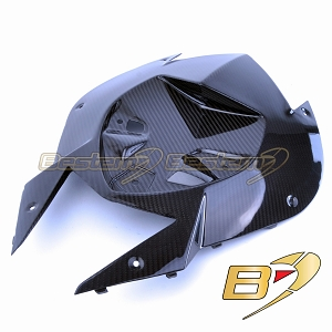 BMW S1000RR HP4 2009-2014  100% Carbon Fiber Rear Under Tail Fairing