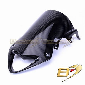 BMW S1000RR 2009 - 2014 100% Carbon Fiber Windscreen, Twill Weave