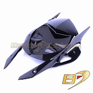BMW S1000RR 2012-2014 100% Carbon Fiber Undertail Rear Under Fairing