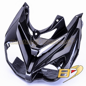 BMW S1000R 2014 - 2018  100% Carbon Fiber Front Fairing, Twill