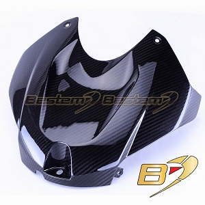 BMW S1000R 2014 - 2018 S1000RR 2015 - 2018 100% Carbon Fiber Front Tank Cover, Twill
