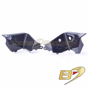 2015-2018 S1000XR Dash Panel Trim Fairing