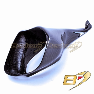Buell XB9 XB12 100% Carbon Fiber Right Side Duct Ram Air Intake Inlet Tube Scoop