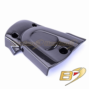 Buell XB9 XB12 2003 - 2005 100% Carbon Fiber Sprocket Belt Pulley Cover