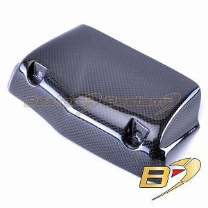 Buell XB9 XB12 2002 - 2007 100% Carbon Fiber Engine Oil Cooler Cowling Cover