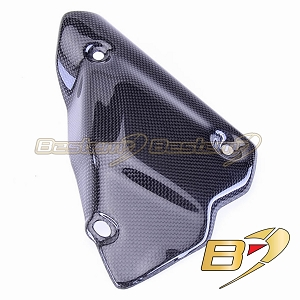 Ducati 848 1098 1198 100% Carbon Fiber Exhaust Heat Cover