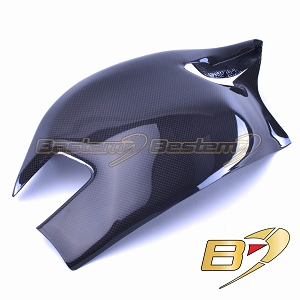 Ducati 848 1098 1198 100% Carbon Fiber Swingarm Arm Cover Guard Protector