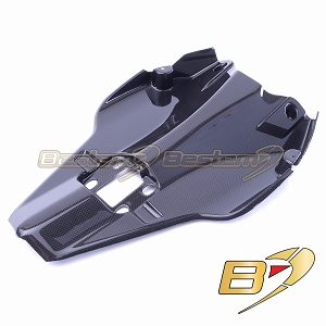 Ducati 848 1098 1198 100% Carbon Fiber Tail Bottom Undertray Undertail