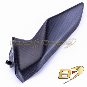 Ducati 1199 1299 Panigale 100% Carbon Fiber Chain Guard 2, Matte Finish