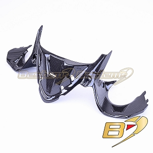 Ducati 1199 Panigale 100% Carbon Fiber Head Cowl Undertray