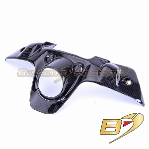 Ducati 1199 1299 Panigale 100% Carbon Fiber Keychain Guard