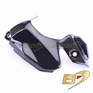 Ducati 1199 1299 Panigale 100% Carbon Fiber Sprocket Cover