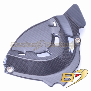 2014-2017 Ducati Monster 821 Sprocket Chain Case Cover Carbon Fiber