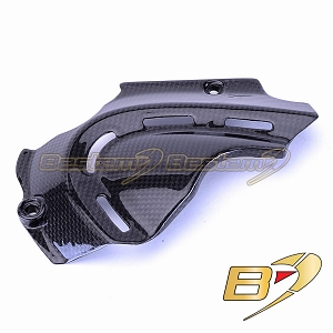 Ducati Monster 696 796 1100 100% Carbon Fiber Sprocket Cover