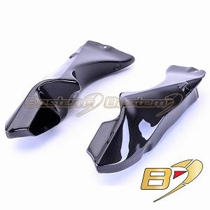 Bestem CBDU-996-HGR Carbon Fiber Rear Hugger for Ducati 748//916//996//998