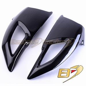Ducati Diavel 2011 - 2014 100% Carbon Fiber Air Intake Covers