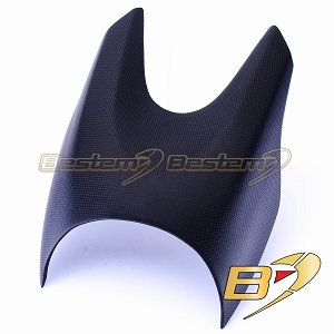 Ducati Diavel 2011 - 2014 100% Carbon Fiber Front Fairing, Matte Finish