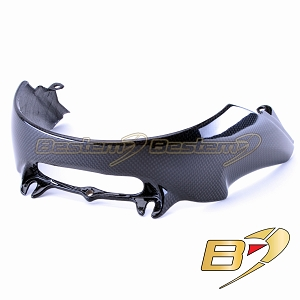 2011 - 2014 Ducati Diavel Lower Bottom Headlight/Headlamp Fairing Cover 100% Carbon Fiber Fibre