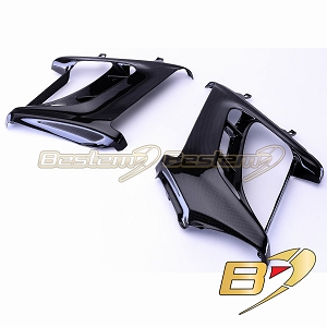 Ducati Diavel 2011-2014 100% Carbon Fiber Side Fairings