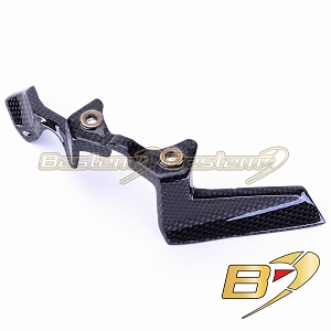 Ducati Monster 1100 EVO 100% Carbon Fiber Key Guard