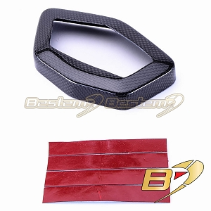 Ducati Hypermotard 1100S 1100 08-09 100% Carbon Fiber Digital Instrument Cover