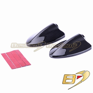Ducati Hypermotard 796 1100 100% Carbon Fiber Mirror Covers