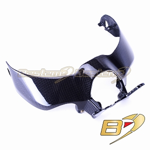 Ducati Monster 1200S 2014 100% Carbon Fiber Front Fairing Holder