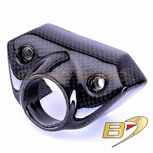 Ducati Monster 1995 - 2007 100% Carbon Fiber Key Guard