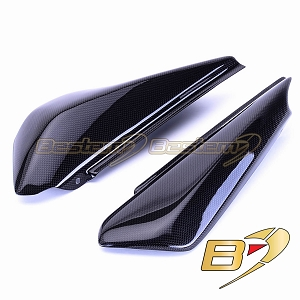 Ducati Monster 1995 - 2007 100% Carbon Fiber Side Panels
